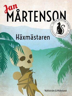 cover image of Häxmästaren