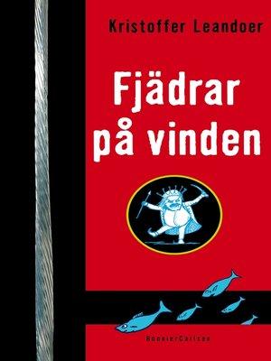 cover image of Fjädrar på vinden