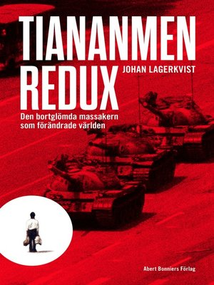 cover image of Tiananmen redux