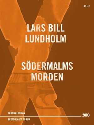 cover image of Södermalmsmorden