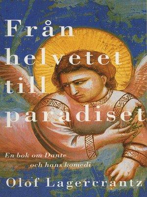 cover image of Från helvetet till paradiset
