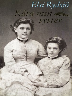 cover image of Kära min syster