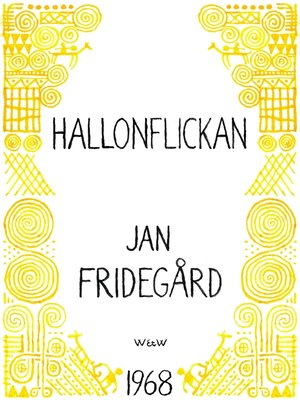 cover image of Hallonflickan