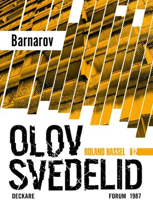cover image of Barnarov