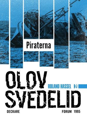 cover image of Piraterna