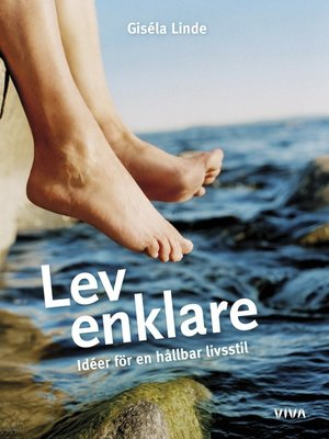 cover image of Lev enklare