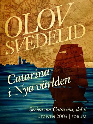 cover image of Catarina i Nya världen