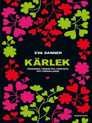 cover image of Kärlek--en handbok