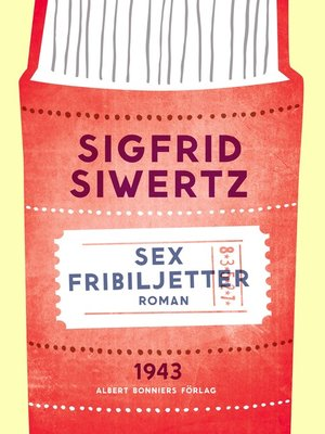 cover image of Sex fribiljetter