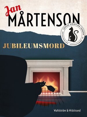 cover image of Jubileumsmord