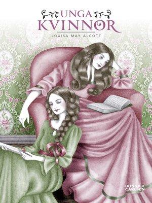 cover image of Unga kvinnor