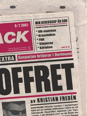 cover image of Offret