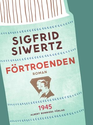 cover image of Förtroenden