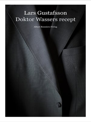cover image of Doktor Wassers recept