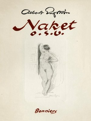 cover image of Naket o.s.v.