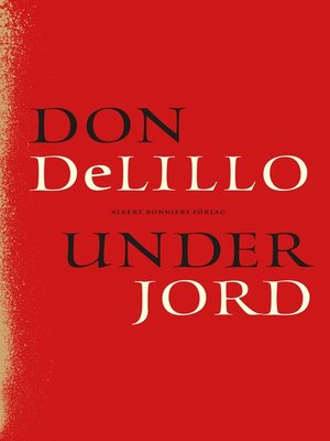 cover image of Under jord