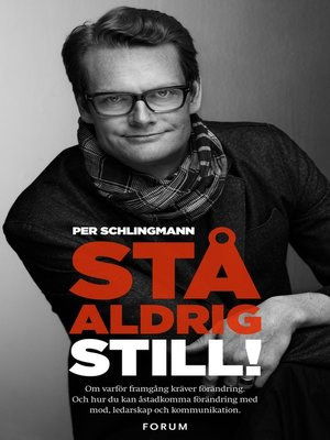 cover image of Stå aldrig still!
