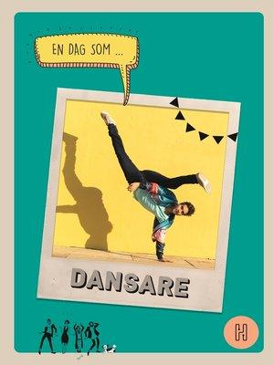 cover image of En dag som dansare