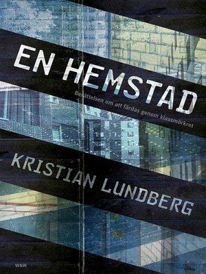 cover image of En hemstad