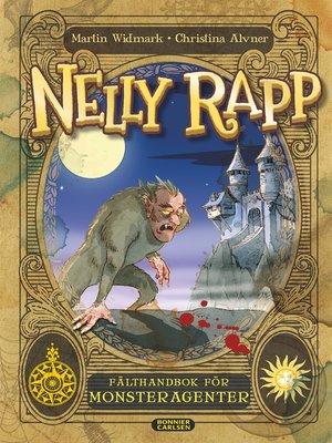 cover image of Nelly Rapps fälthandbok för monsteragenter