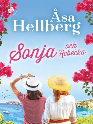 cover image of Sonja och Rebecka