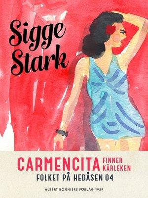 cover image of Carmencita finner kärleken