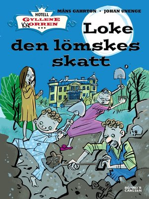 cover image of Loke den lömskes skatt