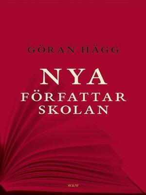 cover image of Nya författarskolan