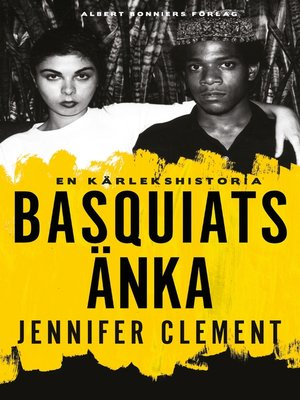 cover image of Basquiats änka