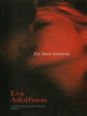 cover image of En liten historia