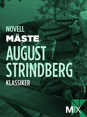 cover image of Måste