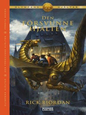 cover image of Den försvunne hjälten