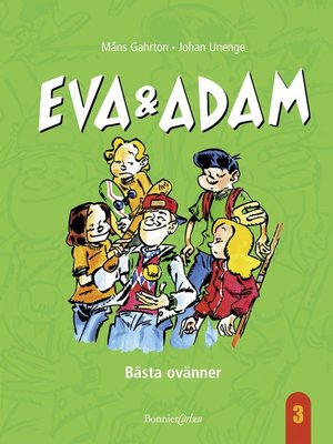 cover image of Eva & Adam