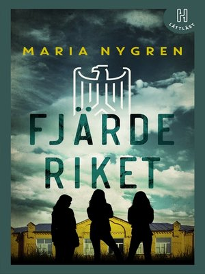 cover image of Fjärde riket (lättläst)