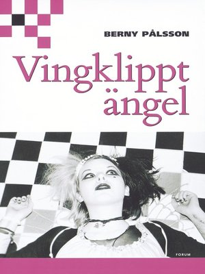 cover image of Vingklippt ängel
