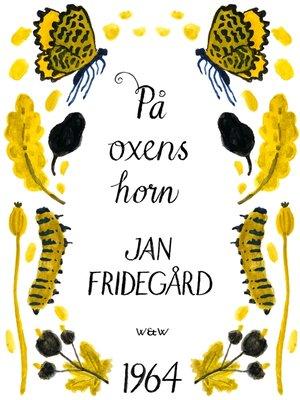 cover image of På oxens horn