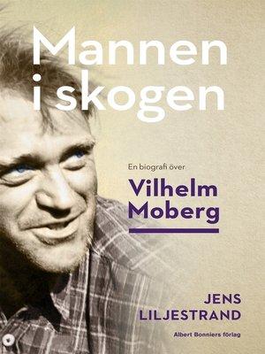 cover image of Mannen i skogen