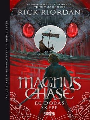 cover image of De dödas skepp
