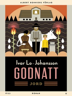 cover image of Godnatt, jord