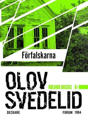 cover image of Förfalskarna
