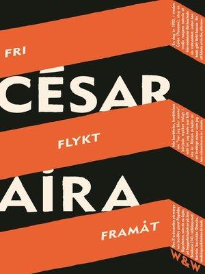 cover image of Fri flykt framåt