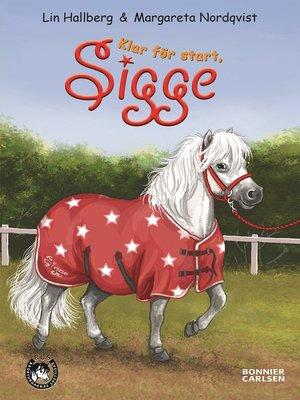 cover image of Klar för start, Sigge
