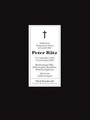 cover image of Peter Rätz