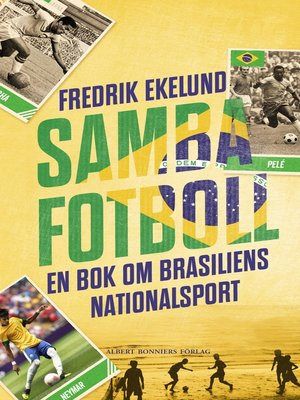 cover image of Sambafotboll