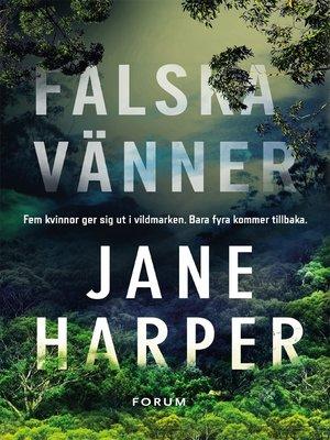 cover image of Falska vänner