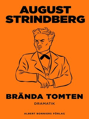 cover image of Brända tomten