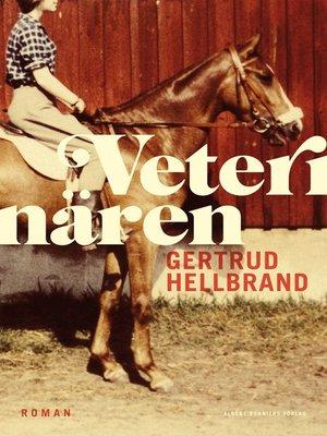 cover image of Veterinären