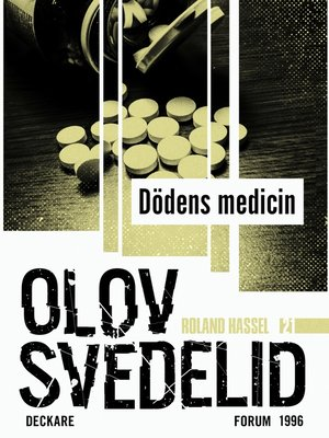 cover image of Dödens medicin