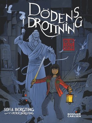 cover image of Dödens drottning