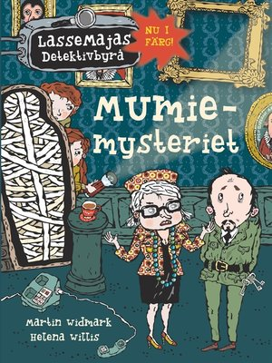 cover image of Mumiemysteriet